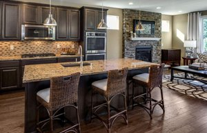 Brookside, Pulte built homes in Lake Stevens.