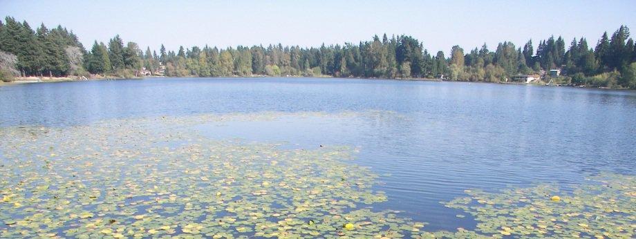 Phantom Lake, Bellevue, Washington