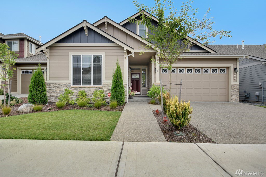 Villages at south hill ii south hill 2340 40th ave se for Custom home builders puyallup wa