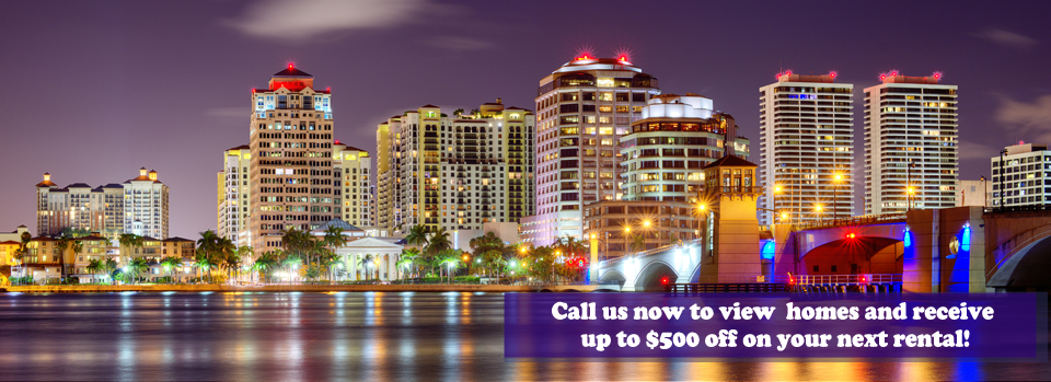 Florida Rent Locators will find your Palm Beach County Rental in No Time!