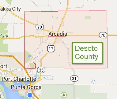 Desoto County Aerial