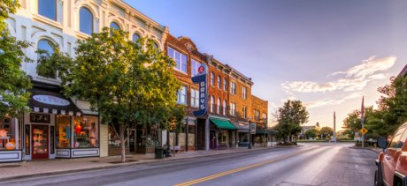 Brownstones Homes for Sale Franklin TN