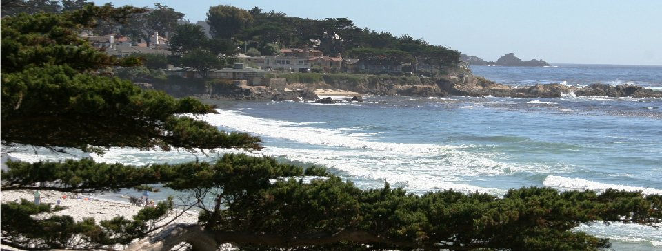 Carmel Ocean View Homes for sale