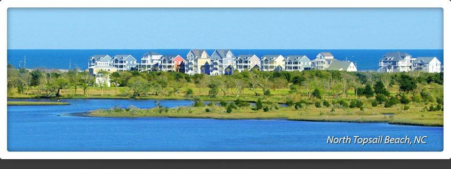 North Topsail Beach Real Estate