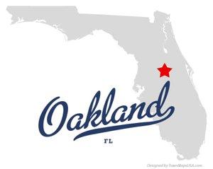Oakland Florida