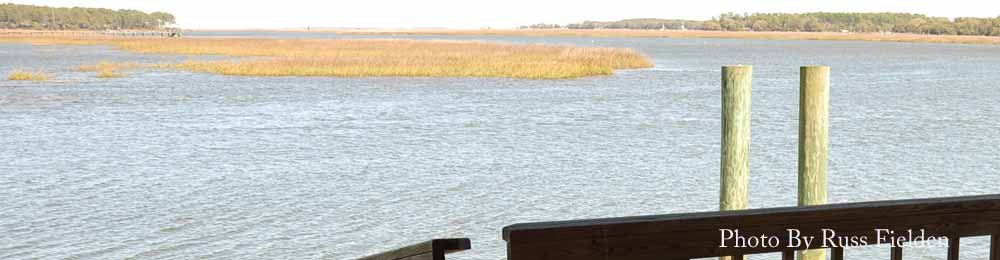 St Helena island Marsh View Land For Sale