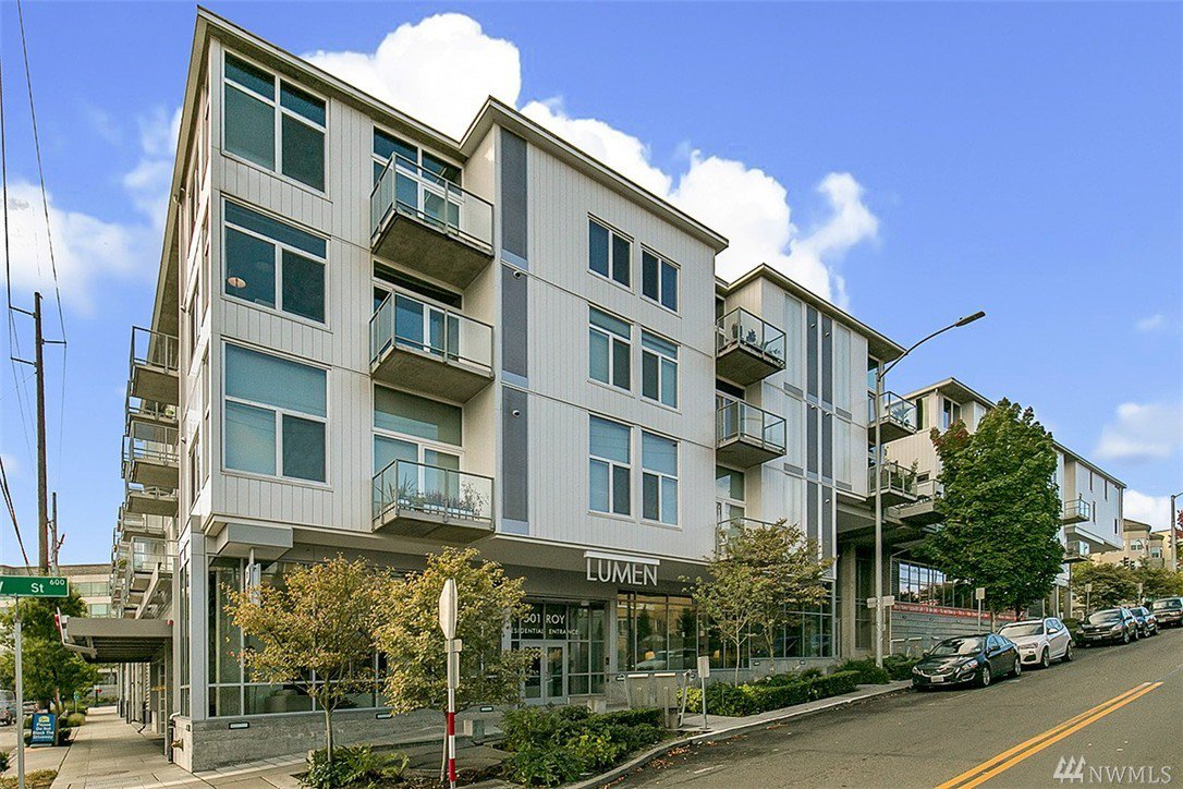 Mls 1032286 501 roy st unit t305 seattle for Zillow seattle condos for sale
