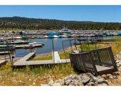 Big Bear Lakefront Real Estate - shallow water