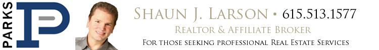 Realtor Brentwood TN - Shaun J. Larson