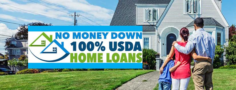 USDA Zero Down Home Loans