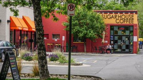 Sugar House Coffee Shop