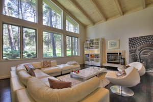 Central Pebble Beach Home For