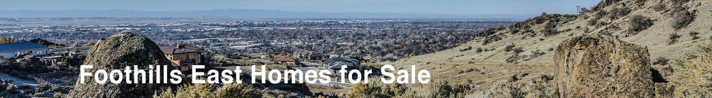 Foothills East Real Estate