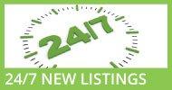 24/7 New Listings