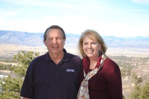 Image of Parker Colorado Real Estate Agents, Bob and Cheryl Bustin