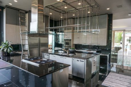 Utah County million dollar kitchen