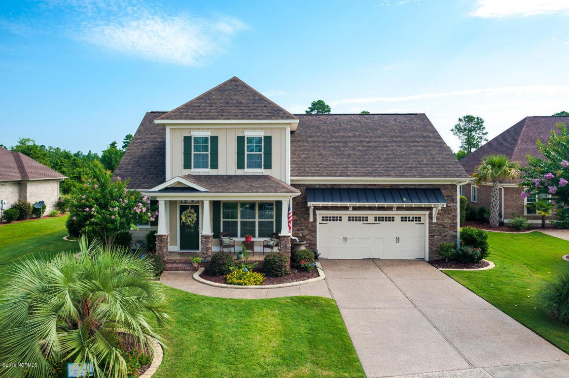 Compass Pointe Homes Leland Nc