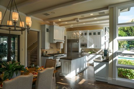 Salt Lake City million dollar kitchen