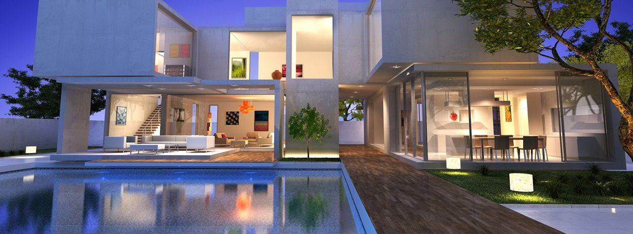 Homes with Pools on