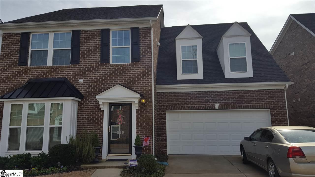 220 Bickleigh Court Simpsonville 29681 1337303 Townes