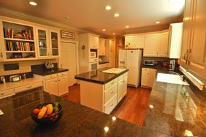 Large kitchen home for sale ladys island