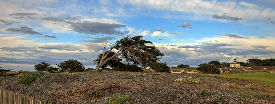 Point Pinos Lighthouse in Pacific Grove, CA
