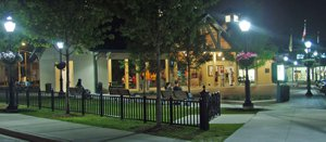 Farmington Michigan Downtown Pavillion