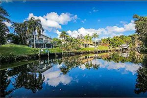 Palm City Waterfront Homes