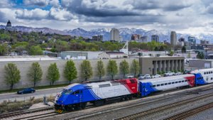 Front Runner in Salt Lake City