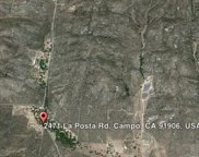 2471 La Posta Rd Unit #W 1/2 of NW 1/4 In SEC 19-17-6E, Campo image