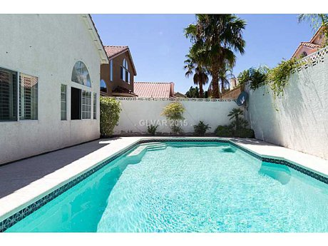 Summerlin Pool Homes for Sale