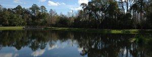 Lake Evalyn in Celebration Florida