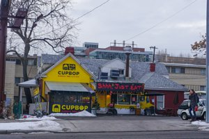 CUPBOP near BYU in Provo Utah