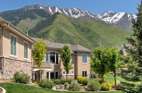 Eagle Rock Subdivision Homes For Sale In Mapleton Utah