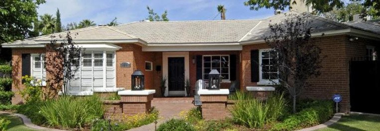 french provincial architecture in the historic districts of phoenix