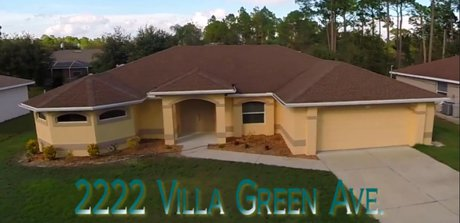 2222 Villa Green Ave, North Port, FL