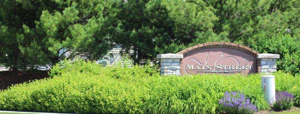 Main Street Villas Granger Indiana Real Estate