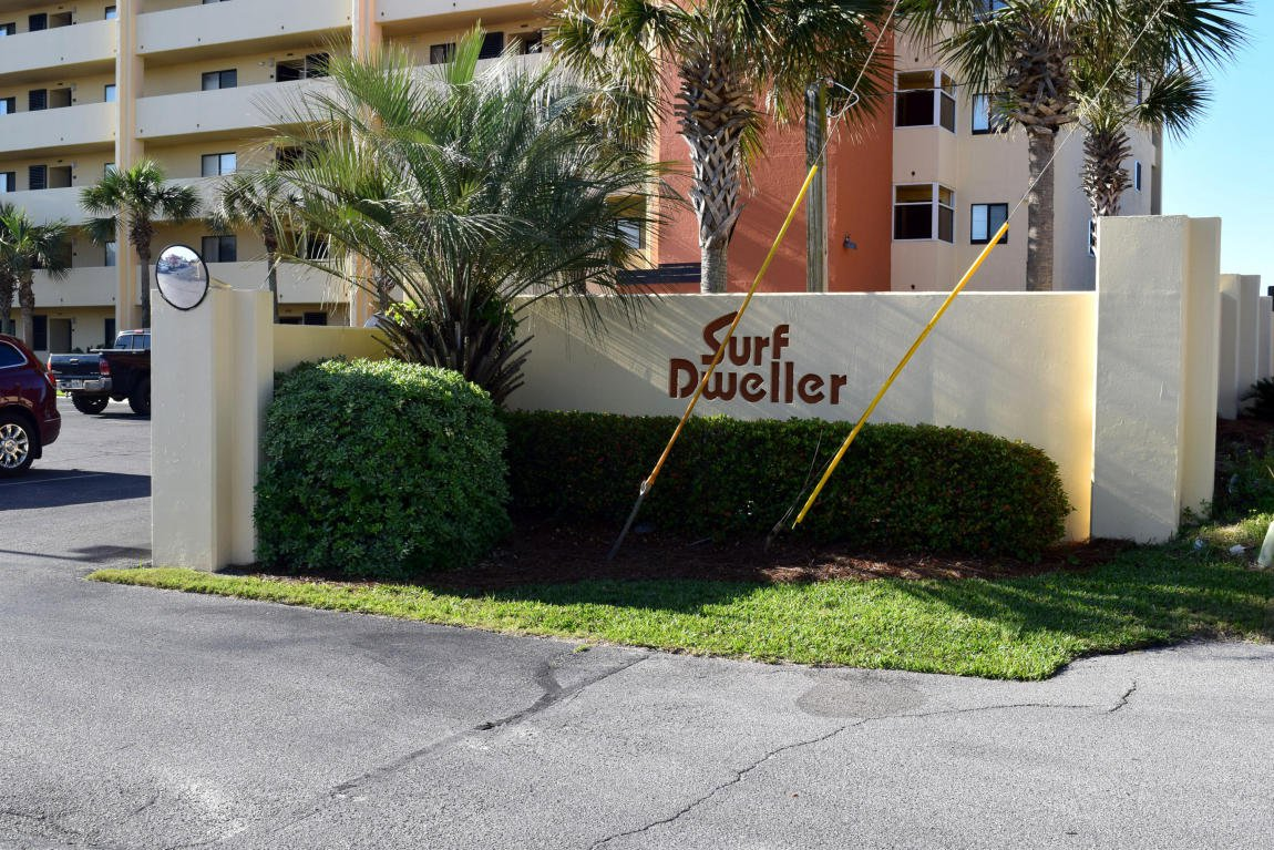 554 Coral Court Unit Unit 508 Fort Walton Beach Fl 32548 Property Listing 784467 Surf Dweller Condo