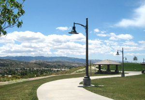 Todd Longshore Park in Canyon Country