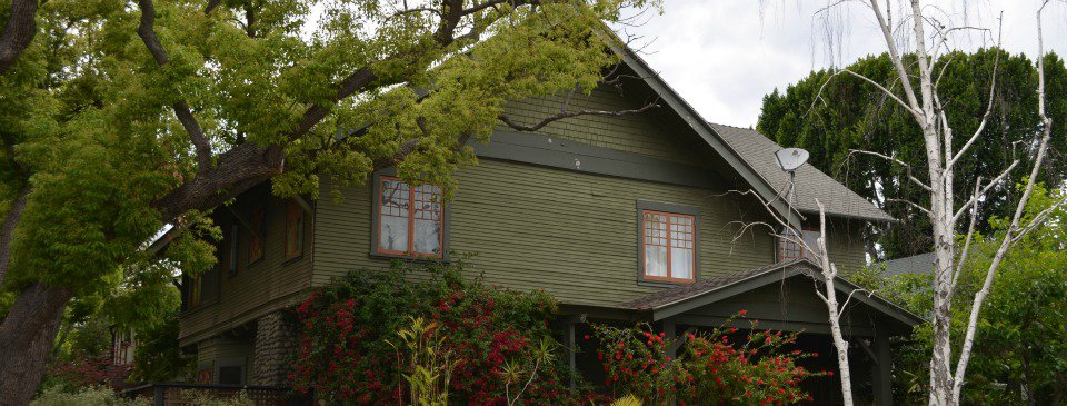 Pasadena Craftsman House