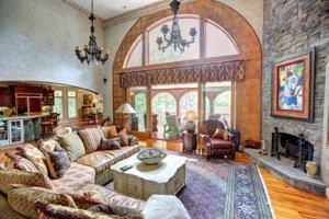Price Reduction! Beautiful Luxury Lakefront Estate in Mechanicsville VA