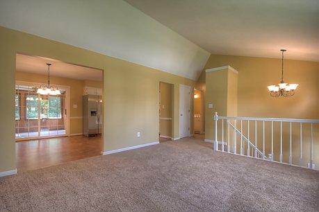 442 Quail Run - Living room view 2