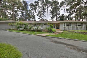 Central Pebble Beach Home for sale - 4028 Ronda Rd
