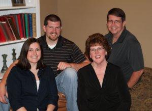 Karen Dugan and Family