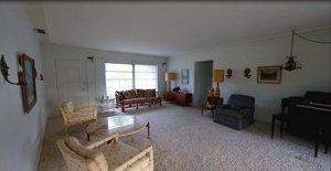 Living Room at 5409 Azure Way, Siesta Key Florida
