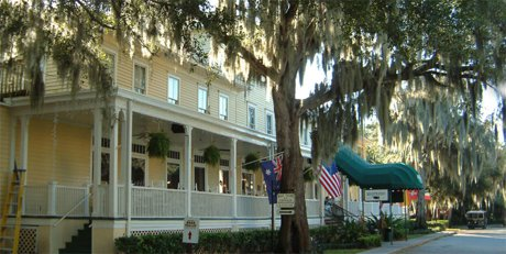Mount Dora's Lakeside Inn