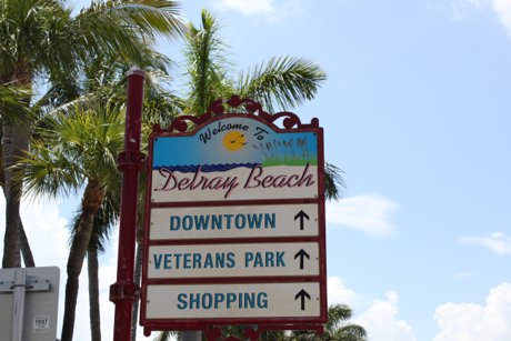 Delray Beach Atlantic Ave