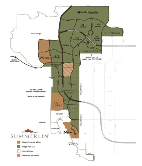 View all Summerlin on a Map