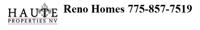 Reno Homes 775-857-7519