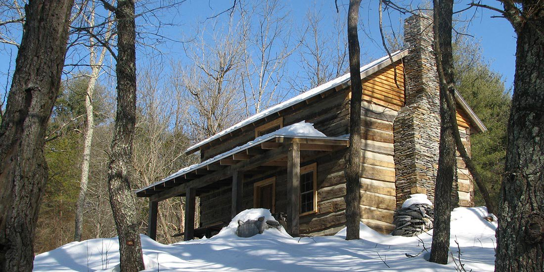 Thinking of selling your high country property we can help for Selling a log home